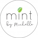 Mint by Michelle - papier na dekupáž