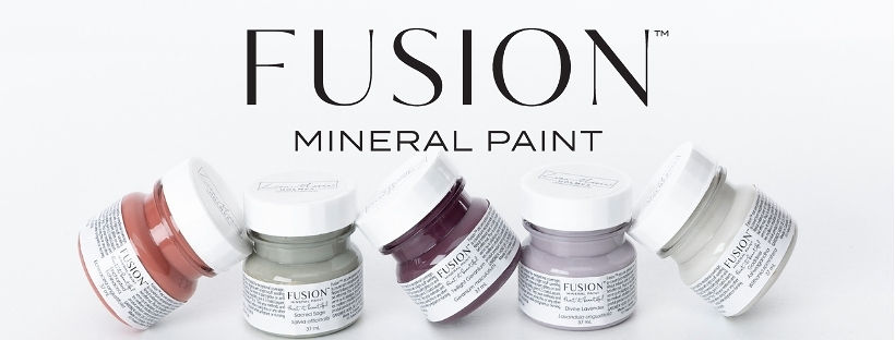 FUSION Mineral Paint - minerálne farby