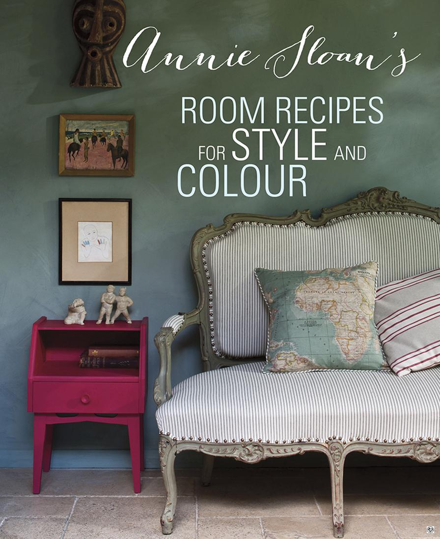 Kniha Room Recipes for Style and Colour
