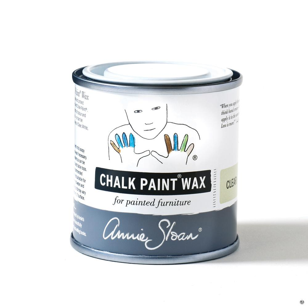 Vosk číry - Chalk PaintTM wax - clear