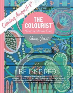 The Colourist issue 1