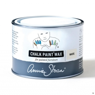 Vosk biely - Chalk PaintTM wax - white