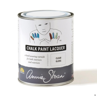 Chalk Paint LAK s UV filtrom